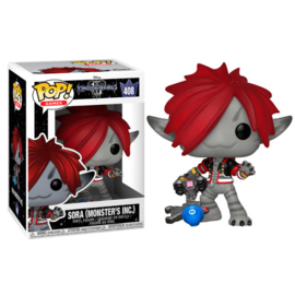 FUNKO POP figure Disney Kingdom Hearts 3 Sora Monsters Inc. (408)