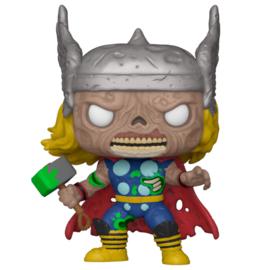 FUNKO POP figure Marvel Zombies Thor (787)