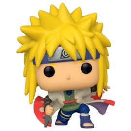 FUNKO POP figure Naruto Minato Namikaze (935)