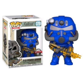 FUNKO POP figure Fallout Power Armor Vault Tec - Exclusive (370)