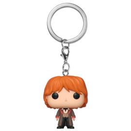 FUNKO Pocket POP keychain Harry Potter Ron Weasley Yule Ball
