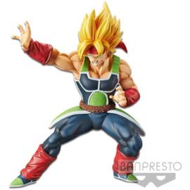 BANPRESTO Dragon Ball Z Super Saiyan Bardock figure - 17cm