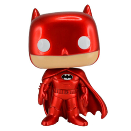 FUNKO POP figure DC Comics Batman Red Metallic - Exclusive (144)