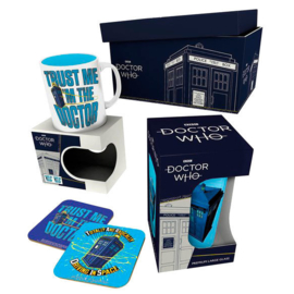 Doctor Who Tardis gift box