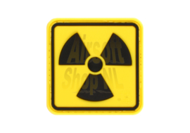 JTG Radioactive Rubber Patch