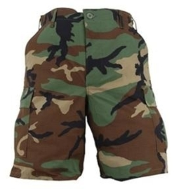 TRU-SPEC BDU Short's (WOODLAND) (Small)