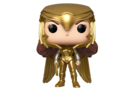 FUNKO POP figure DC Wonder Woman 1984 Wonder Woman Gold Power Pose (323)