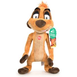 Disney The Lion King Timon soft plush toy with sound - 30cm