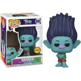 FUNKO POP figure Trolls World Tour Branch - Chase (880)