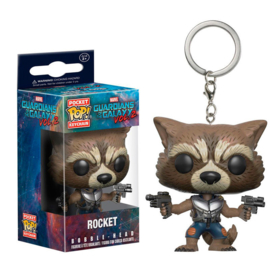 FUNKO Pocket POP Keychain Guardians of the Galaxy Rocket