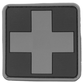 VIPER MEDIC RUBBER PATCH (BLACK)