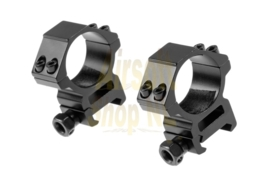 PIRATE ARMS 30mm Medium Type Mount Rings