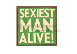 JTG Sexiest Man Alive Rubber Patch - Multicam