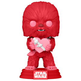 FUNKO POP figure Star Wars Valentines Cupid Chewbacca (419)