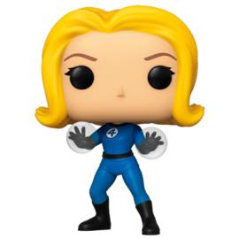 FUNKO POP figure Marvel Fantastic Four Invisible Girl (558)