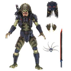 Predator 2 Ultimate Armored Lost Predator articulated figure - 20cm