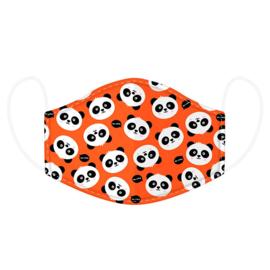 Cutiemals Panda Reusable Face Mask Small - Kids
