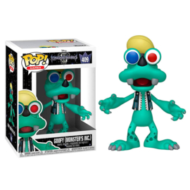 FUNKO POP figure Disney Kingdom Hearts 3 Goofy Monsters Inc. (409)