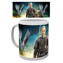 Vikings Ragnar Viking mug