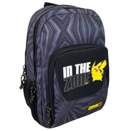 Pokemon Pikachu adaptable backpack - 42cm