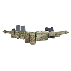 Warrior Elite Ops MOLLE Low Profile Direct Action MK1 Shooters Belt (MULTICAM)