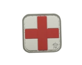 5-Star Morale Patch, RED CROSS