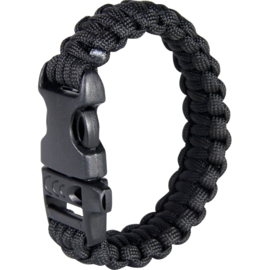 WEB-TEX Tactical Wrist Band (BLACK)