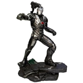 Marvel Avengers Endgame War Machine diorama statue - 23cm
