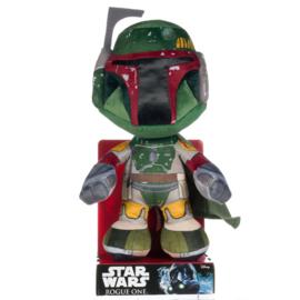 Star Wars Boba Fett plush toy - 25cm