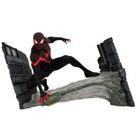 Marvel Comic Gallery Spiderman Miles Morales figure - 18cm