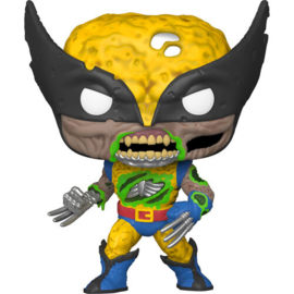 FUNKO POP figure Marvel Zombies Wolverine (662)