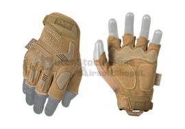 MECHANIX M-Pact Fingerless Covert. Coy