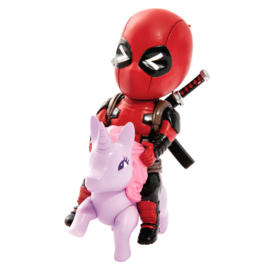 Marvel Deadpool Unicorn Mini Egg Attack figure