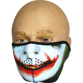 VIPER Neoprene Half Face Mask - JOKER