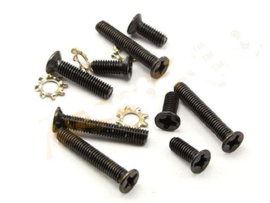 SHOOTER Spare screws for gearbox version 2