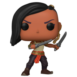 FUNKO POP figure Disney Raya and the Last Dragon Namari (1001)