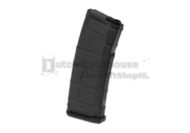 UNION FIRE Magazine M4 Midcap Polymer - 120rds (BLACK)