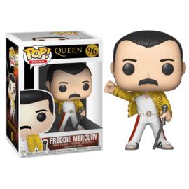 FUNKO POP figure Queen Freddie Mercury Wembley 1986 (96)