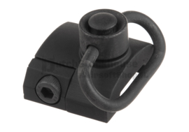 Metal GS Type QD Sling Swivel Rail Mount