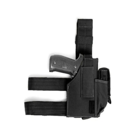 Warrior Drop Leg Holster (BLACK)