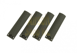 BIG DRAGON Ergo Rail Cover (FOLIAGE GREEN)