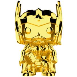 FUNKO POP figure Marvel Studios 10 Thor Gold Chrome (381)