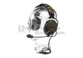 Z-Tactical. Tier1 Headset. Military Standard Plug. FG