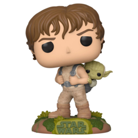 FUNKO POP figure Star Wars Training Luke with Yoda (363)