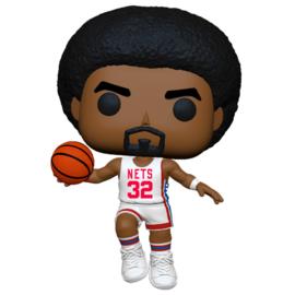 FUNKO POP figure NBA Legends Julius Erving Nets Home (107)