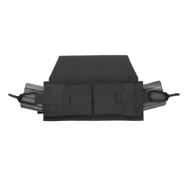 Warrior Elite Ops MOLLE Horizontal Velcro MOLLE Panel M4 POUCH for LPC, RPC, DCS, RCR and FCR (5 COLORS)