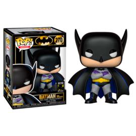 FUNKO POP figure DC Comics Batman 80th Batman 1st Appearance 1939 (270)