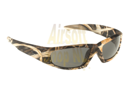 SMITH OPTICS Hudson Elite Brown glasses / Realtree Camo
