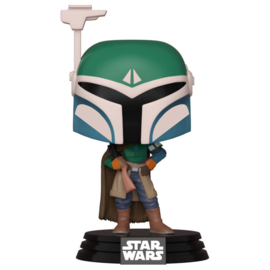 FUNKO POP figure Star Wars Mandalorian Covert Mandalorian (352)
