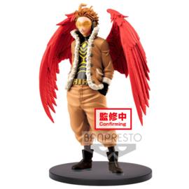 BANPRESTO My Hero Academia Age of Heroes Hawks figure - 17cm